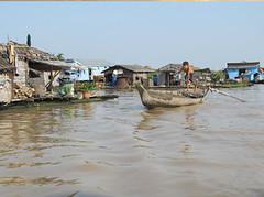 Tour at Tonle Sap lake
