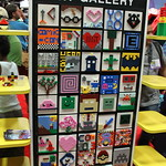 LEGO Booth Art Gallery