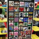 LEGO Booth Art Gallery