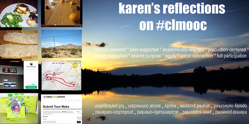 reflections from #clmooc