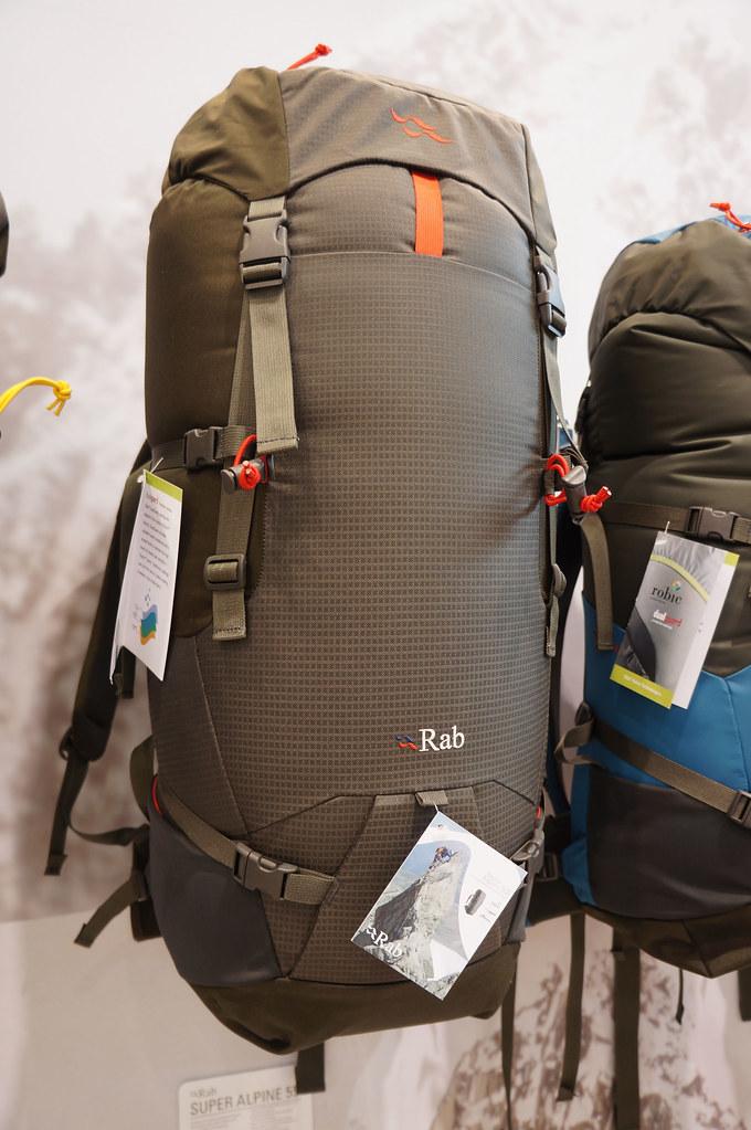 Rab Super Alpine 53 backpack
