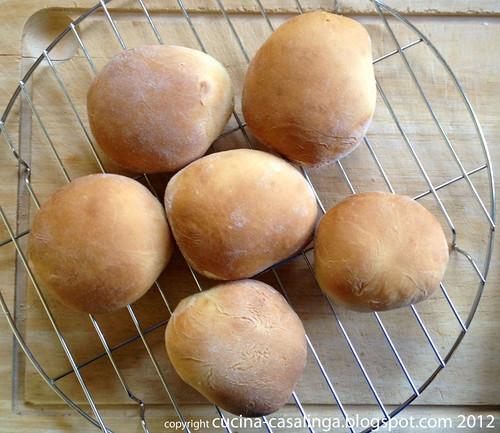 Hamburger Broetchen