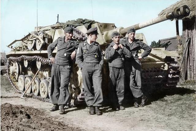 Самоходни III Ausf.Г