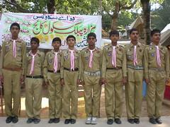 Scout Camp Murree