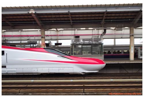 Touhoku Shinkansen #04