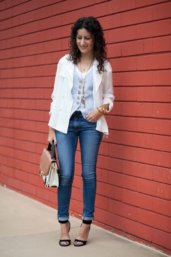 Zara silk trench coat shirt, fashion blogger, summer jacket