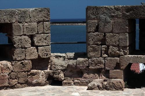 Famagosta: dalle mura veneziane