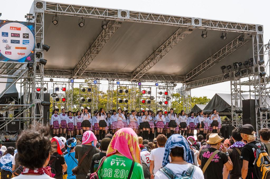 Summer Sonic 2013 Osaka