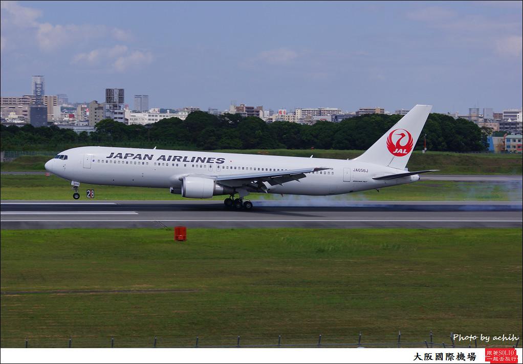 Japan Airlines - JAL JA656J-003