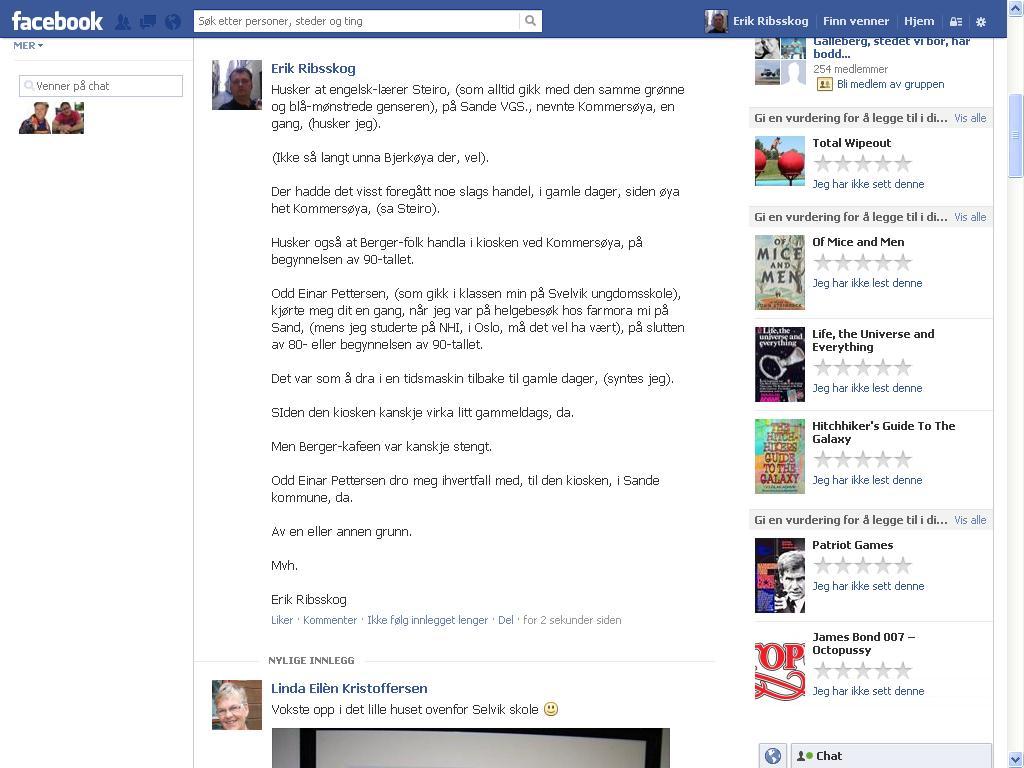 kommersøya facebook