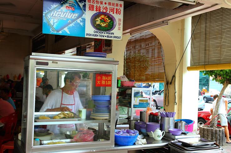 Loke Wooi Kee Hor-Fun-Stall