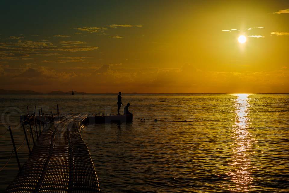 Sunrise @ Phuket, Thailand