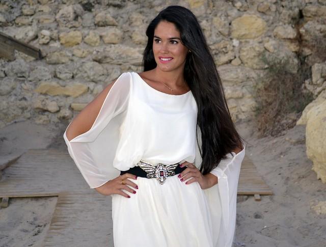 vestido griego 12