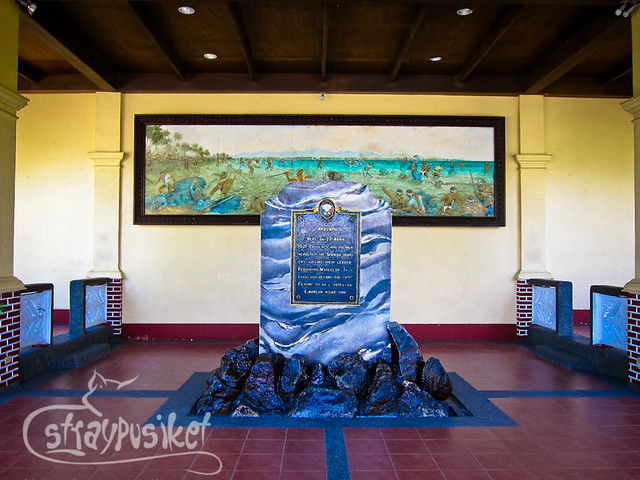 Mactan Shrine