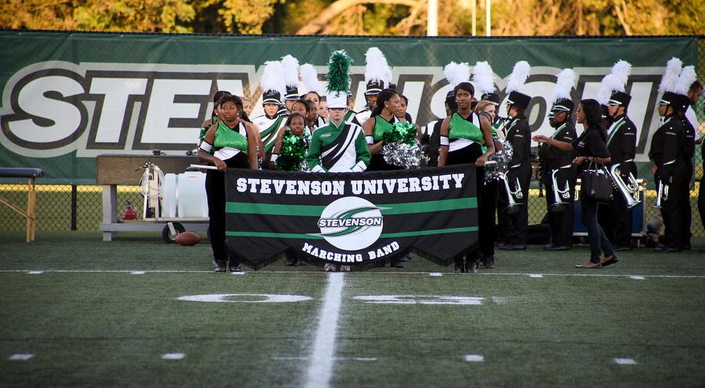 Photo Galleries 171 Stevenson University Marching Band