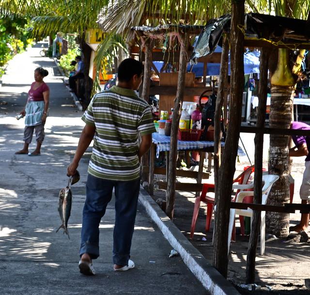 Daily Life of Monterrico, Guatemala