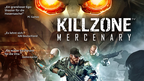 Killzone Mercenary Blog Header