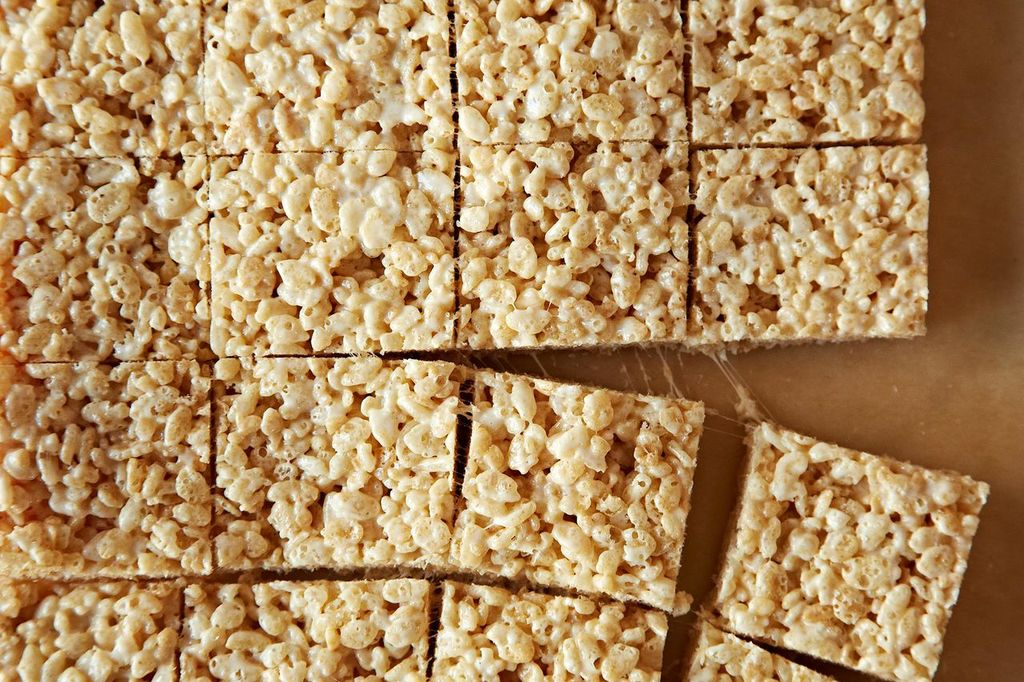Cereal Treats on Food52