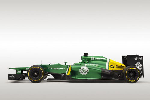 Korean GP RSM branding side view