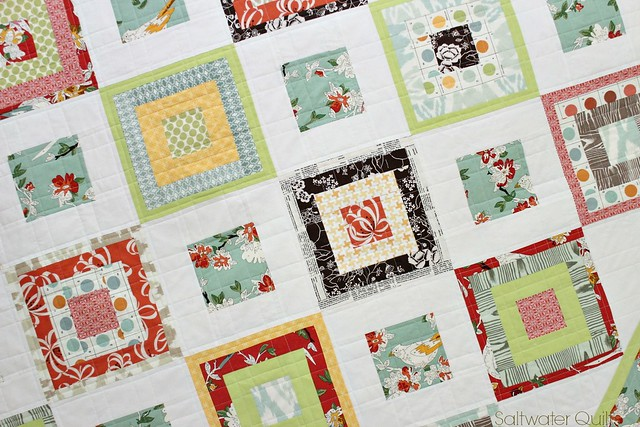 """Joy"" from Simply Modern Christmas by Cindy Lammon"
