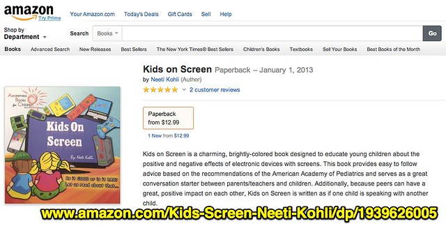 Kids on Screen: Neeti Kohli on Amazon