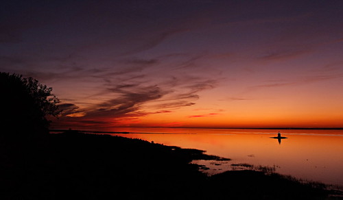 sunset de soleil couché