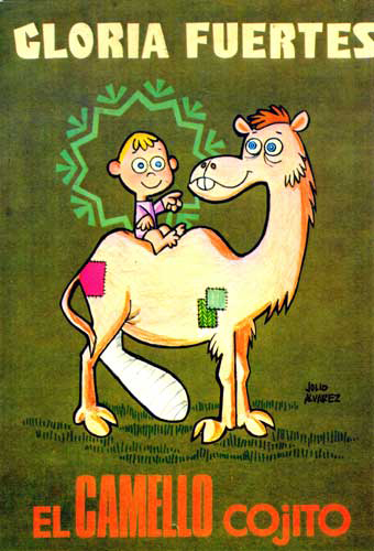 Cubierta de El camello cojito - Auto de los Reyes Magos