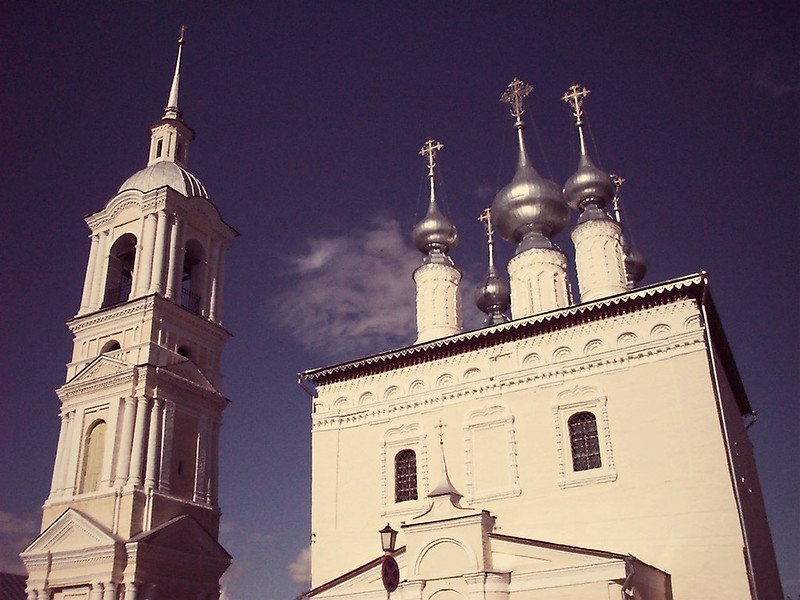 Church in Suzdal copy