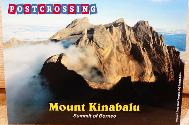 Sabah - Mount Kinabalu V1