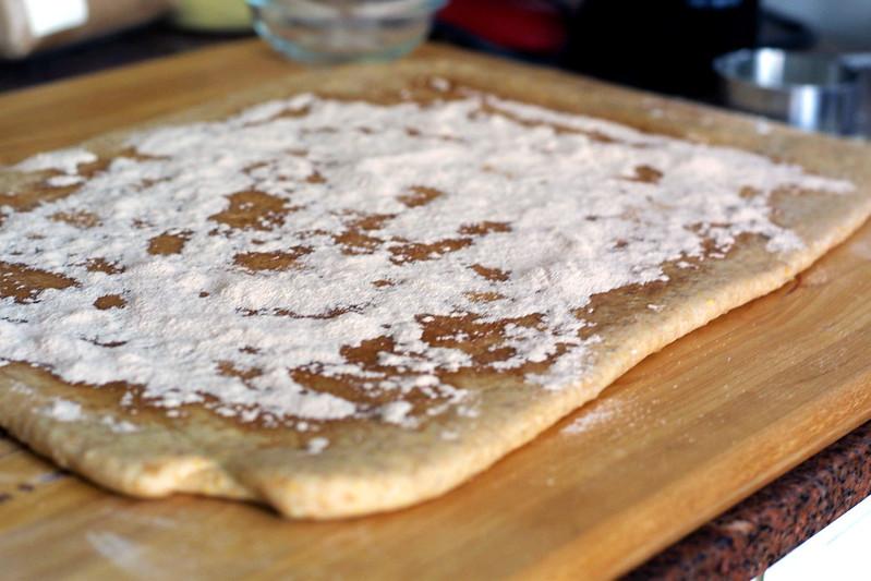 Cinnamon sugar-ed