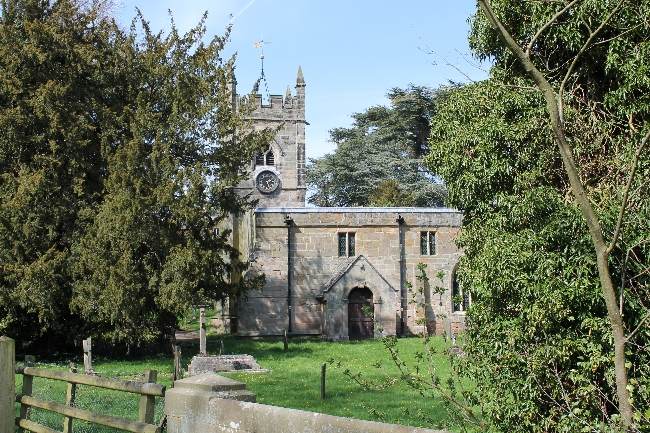 Radbourne Church