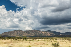 The Mighty Davis Mountains - Fort Davis, Texas
