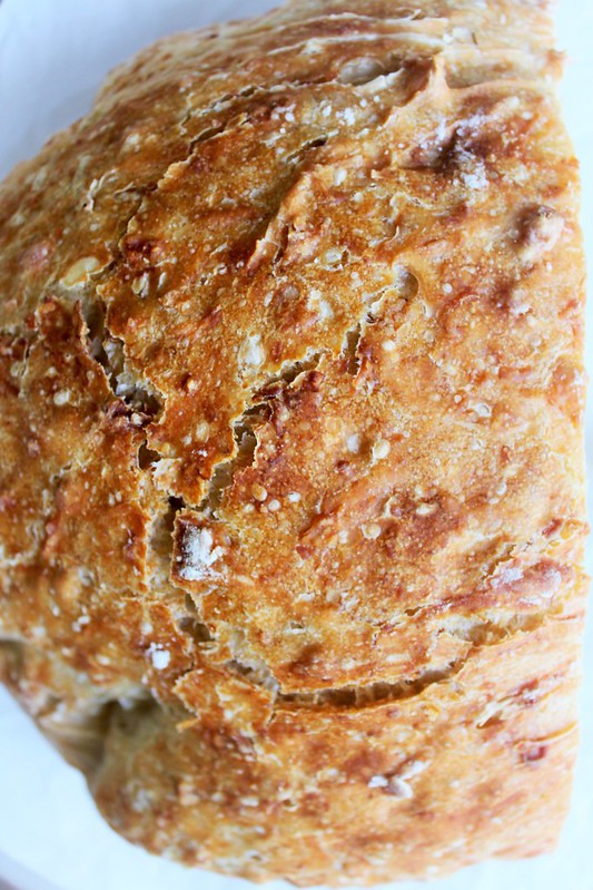 No-knead oatmeal bread-IMG_7187