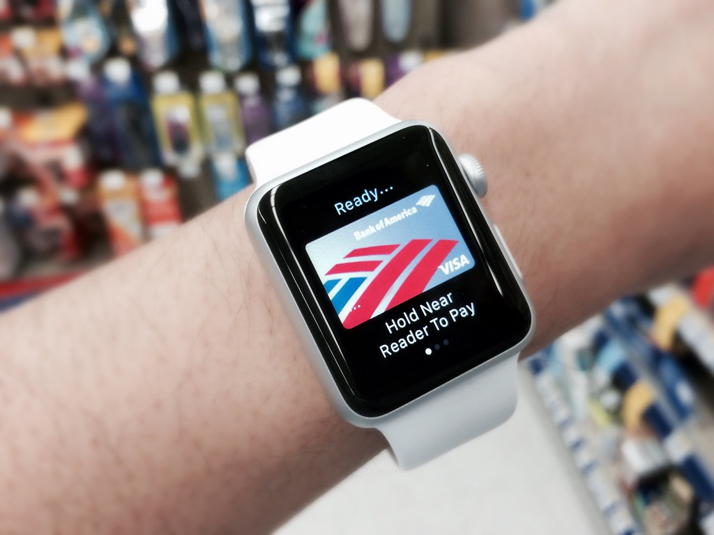 APPLE WATCH - APPLE PAY
