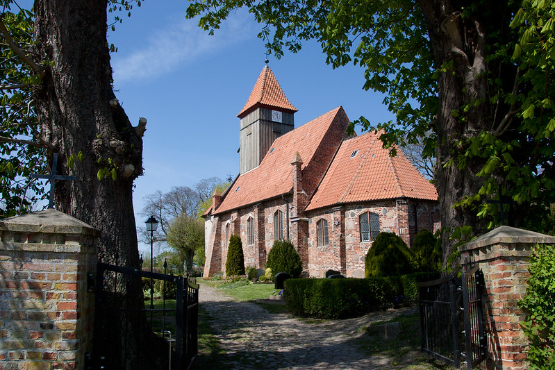 old church on Rügen