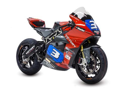 Victory Motorcycles TT Zero