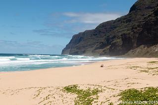 Image of Barking Sands. hawaii unitedstates waimea kauai2015
