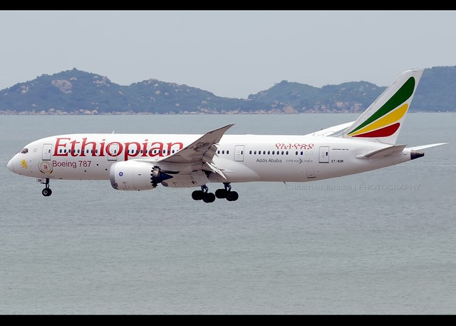 Journey of Ethiopian Airlines