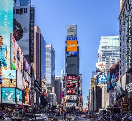 Times Square 04, NY, USA