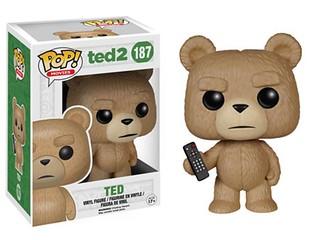 FUNKO POP! MOVIES 系列【熊麻吉2】Ted 2