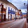 A #beautiful #street in #cusco #Peru...