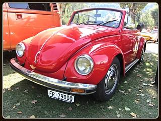 VW Beetle 1302 Convertible