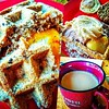 #Tasty #waffles at #Waffle #Brothers in #Denver