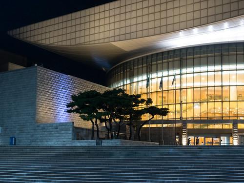 daejeon korea corée daejeonperformingartscenter coréedusud