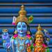Lord Lakshmi Narayana by Shamu's Photography