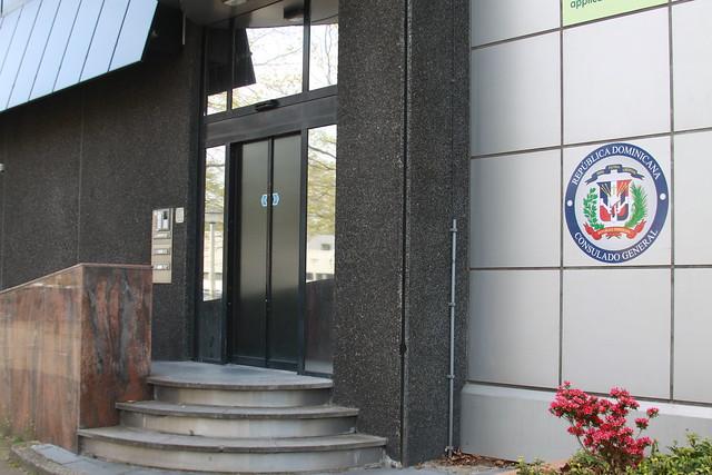 Consulado RD Holanda