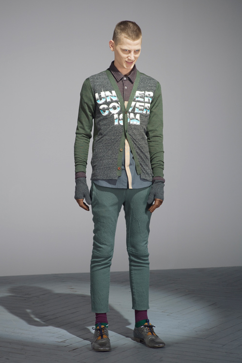FW12 Tokyo UNDERCOVERISM027_Martin Lekic(Fashion Press)