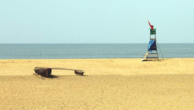 Agonda Beach, South Goa