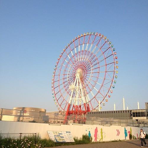 Palette Town #tokyo #tokio #japon #japan
