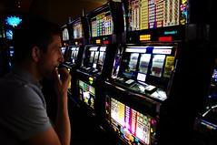 machine, building, slot machine, casino,